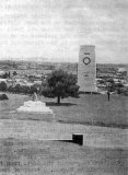 Bradford Memorial and Cenotaph on Primrose Hill, Paeroa.