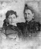 Emily and Clara Nicholas, Mrs Charlie and Mrs Alf Alley