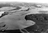 Farmland from Paeroa to Kopu was inundated with flood water.