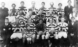 Netherton Rugby Football Club team, 1910