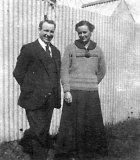 Mr & Mrs J. P. Gamble, 1921.
