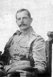 Sergeant-Mayor G. R. Bradford, killed in South Africa, 19.12.1899.