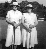 Intermediate Doubles winners, Te Aroha Tournament, 1962