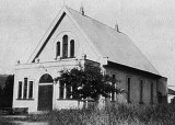 The church when completed in 1909